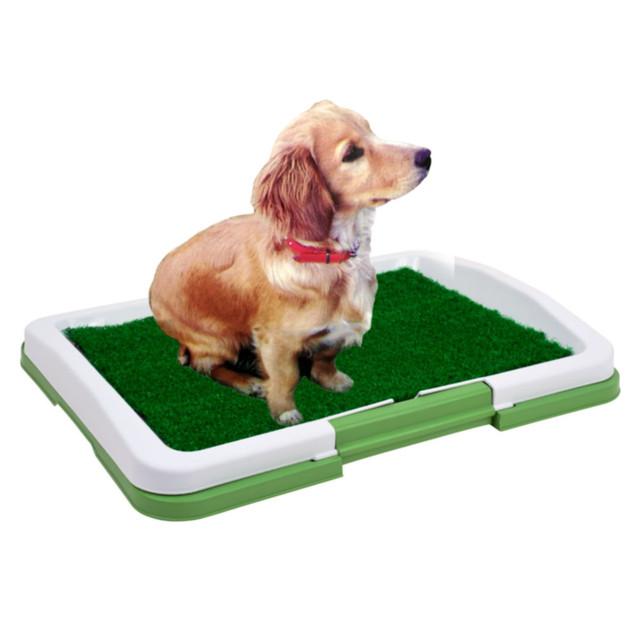 Puppy Potty Pad – лоток-травка для щенков и мелких домашних животных