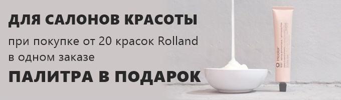 Профессиональная краска Rolland