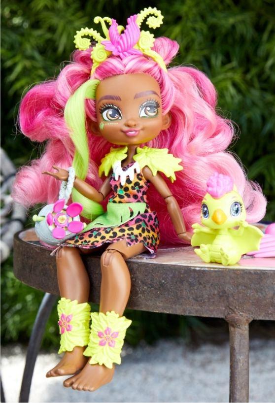 Фернесса (Fernessa) кукла из Пещерного клуба