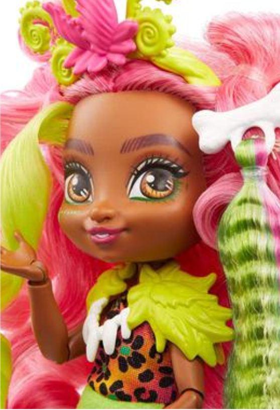 Фернесса (Fernessa) кукла из Пещерного клуба (фото крупным планом)