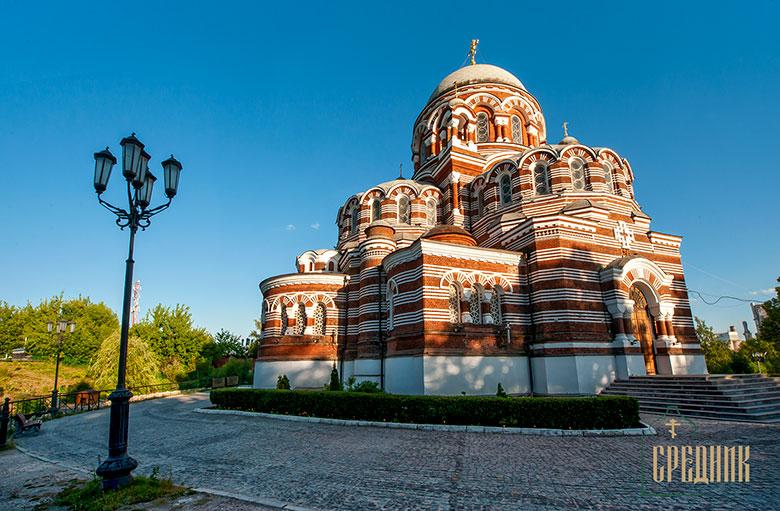 Щуровский храм Пресвятой Троицы в Коломне