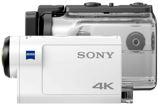 Экшн-Камера Sony FDRX3000R с аквабоксом