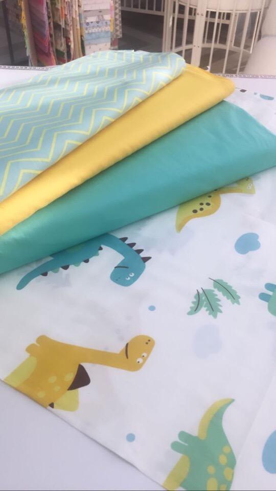 Хлопок для детской одежды