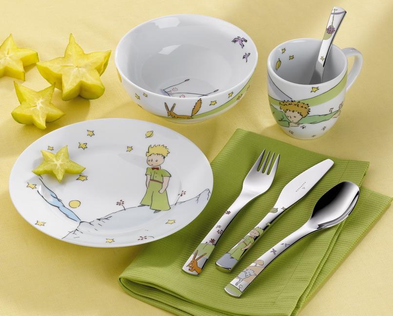 Лучшие наборы детской посуды