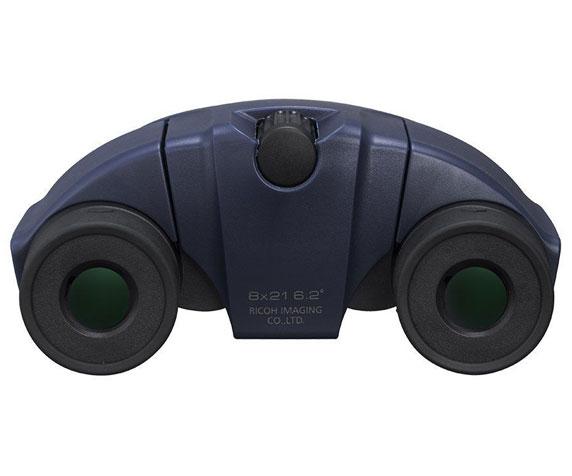 Бинокль Pentax UP 8x21 синий - фото 5