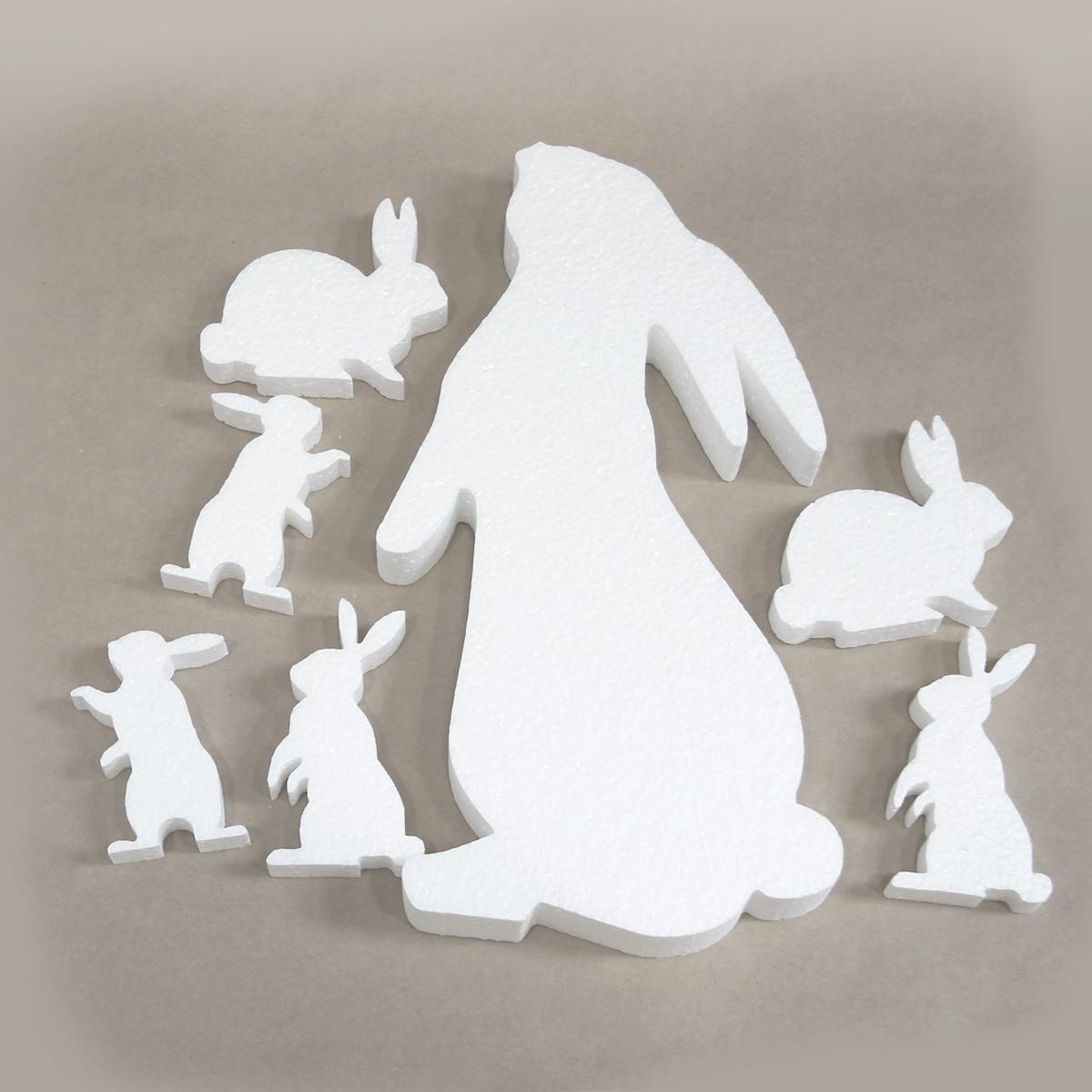 Набор кролики и зайцы