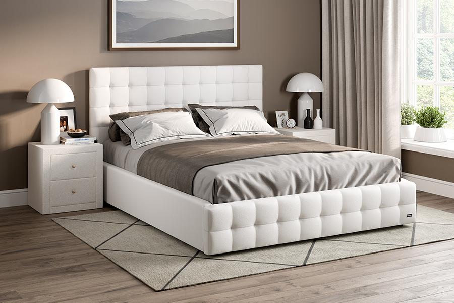 Большие двуспальные кровати