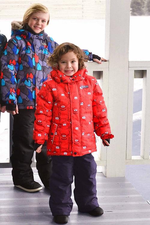 Зимний комплект Premont Озеро Пейто - новая коллекция Premont Зима 2018-2019!