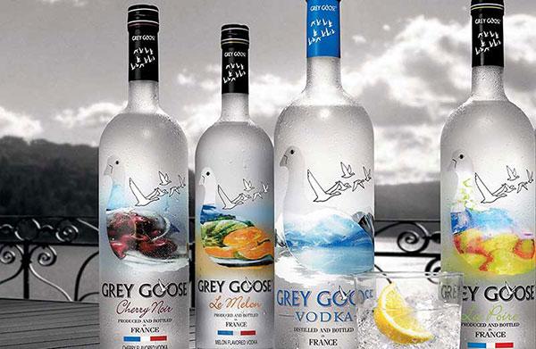 Премиальная водка Grey Goose