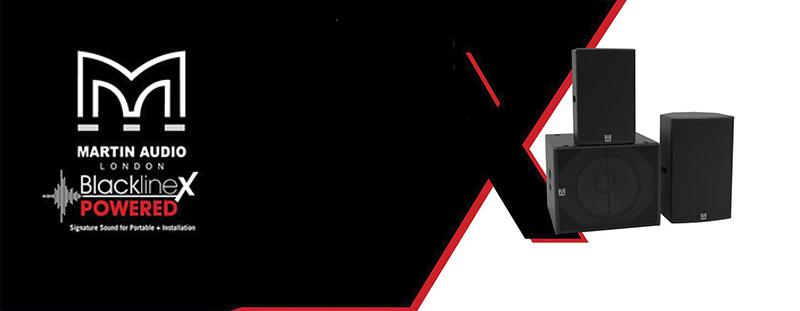 Martin Audio BlacklineX