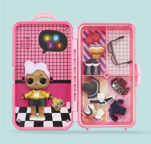Набор - Чемодан Стилиста куклы LOL Surprise