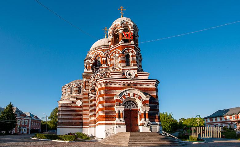 Троицкий храм в Щурово