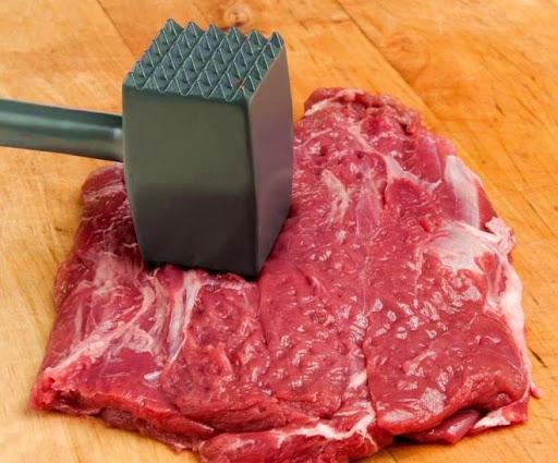 Молоток для мяса из нержавеющей стали
