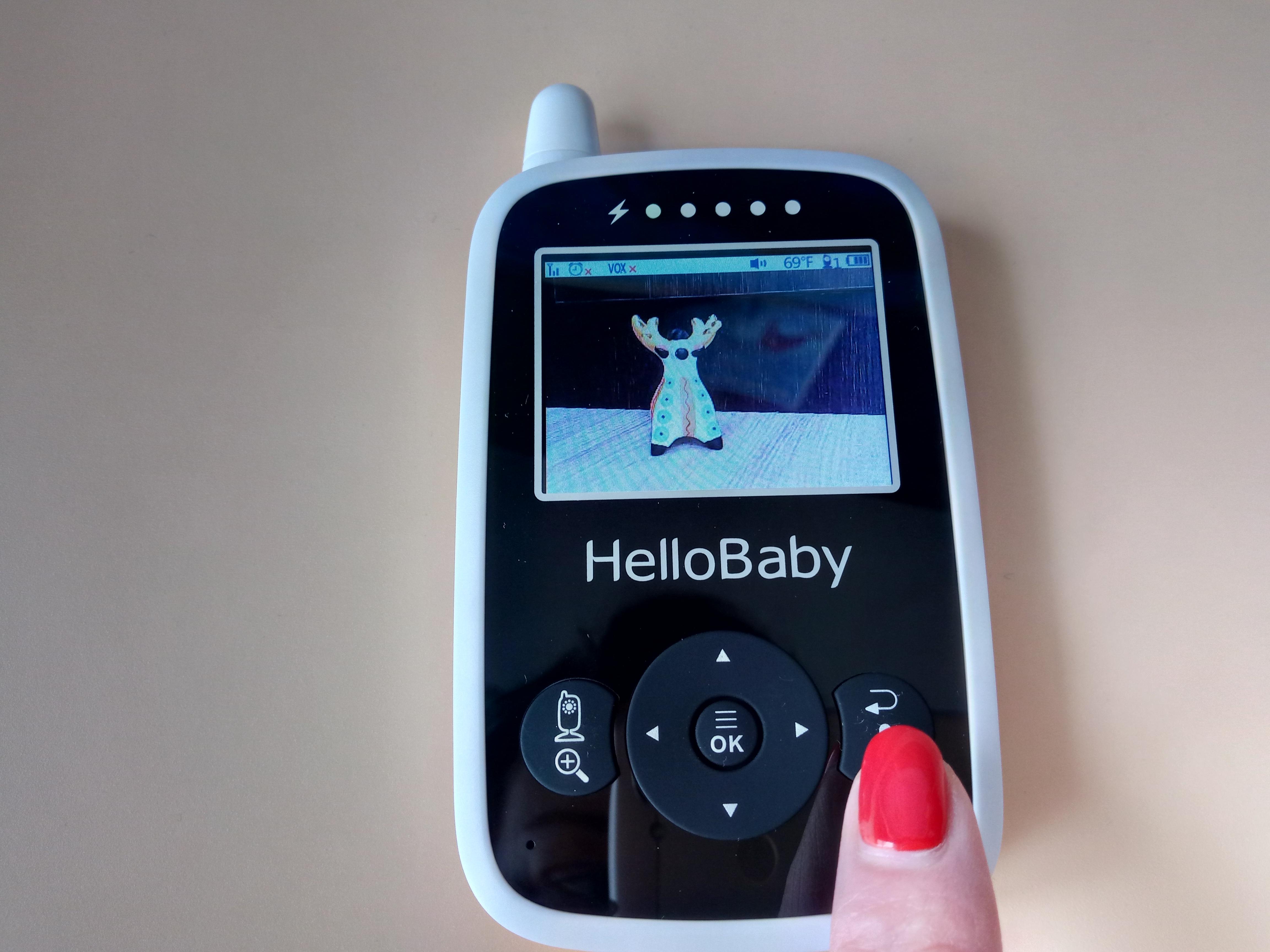 Видеоняня HelloBaby HB24 купить