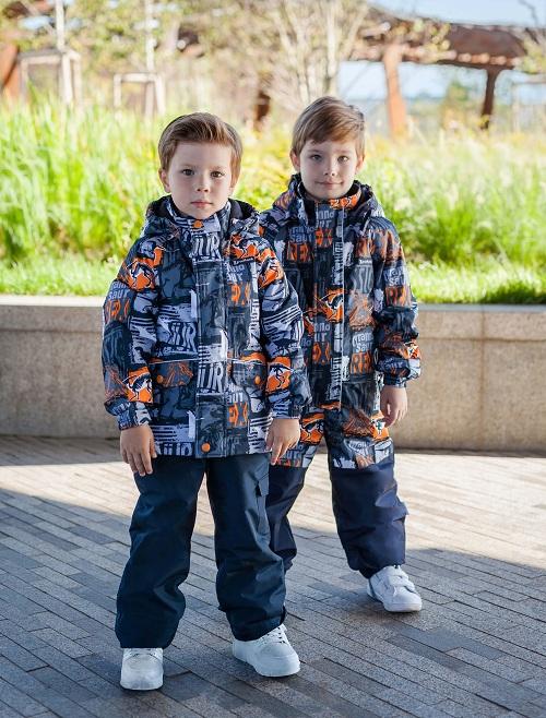 Демисезонный комбинезон Premont для мальчиков Ти-Рекс SP9201 в магазине Premont-shop