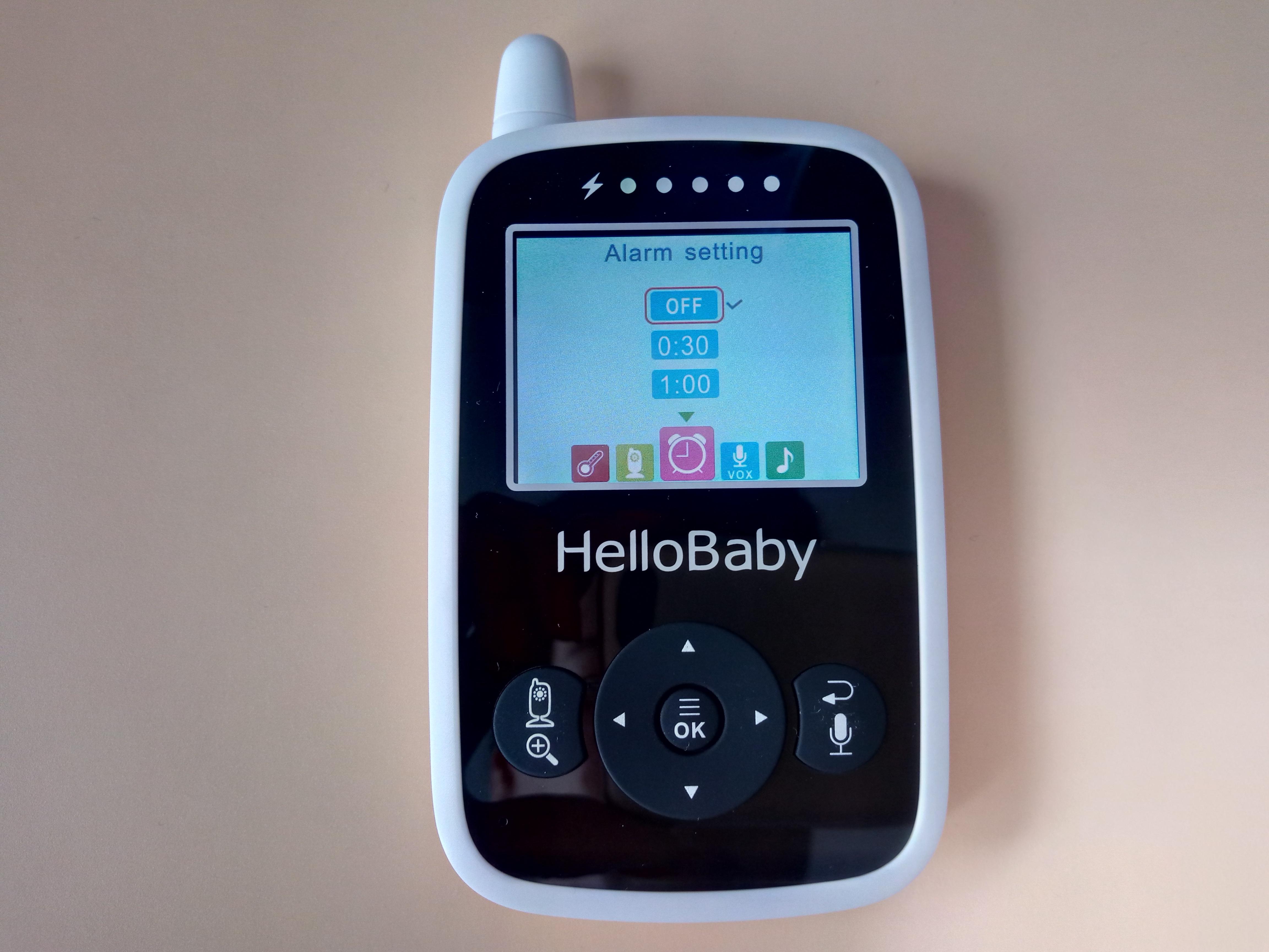 Видеоняня HelloBaby HB24 купить в Спб