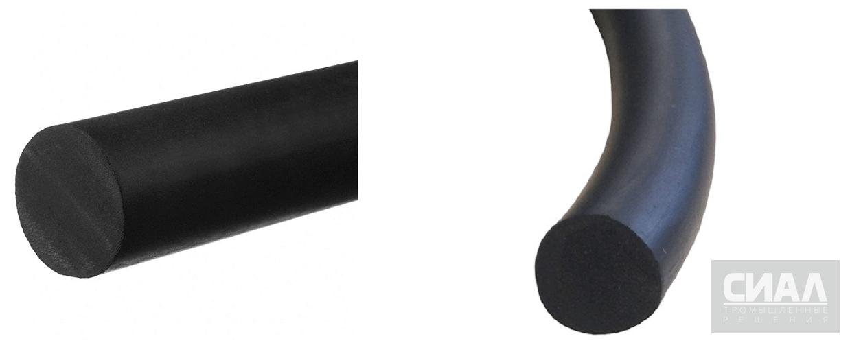 Шнур резиновый NBR, МБС