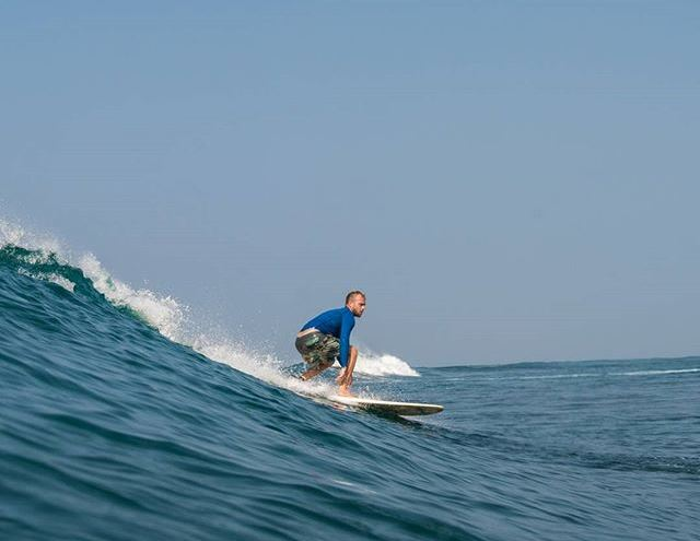 Серфинг Шри Ланка