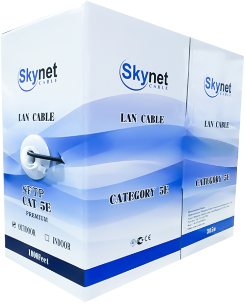 Витая пара SFTP Skynet