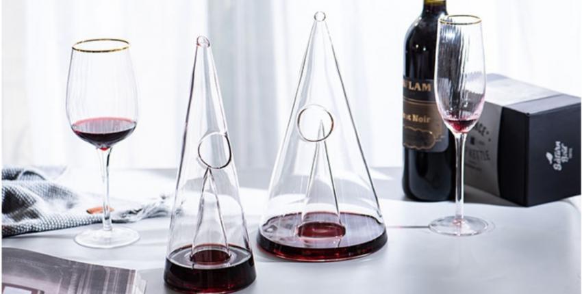 Большой графин для вина