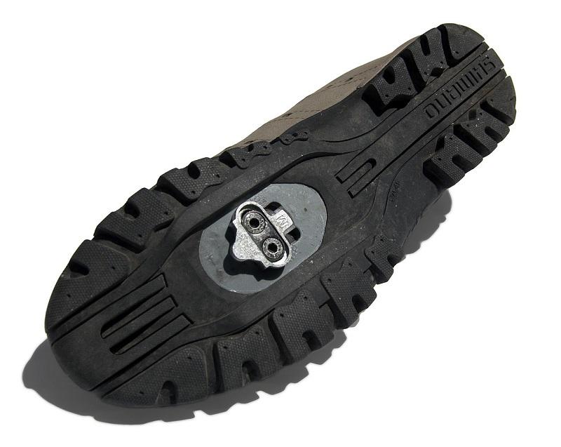 Обувь для контактных педалей для МТВ