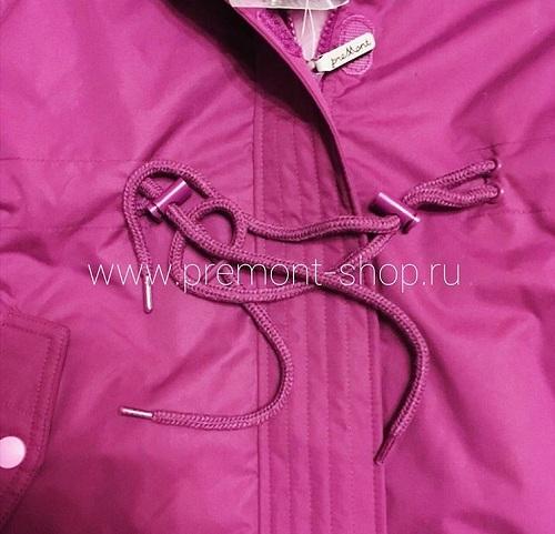 Куртка-парка Premont для девочек Лавандовое вдохновение