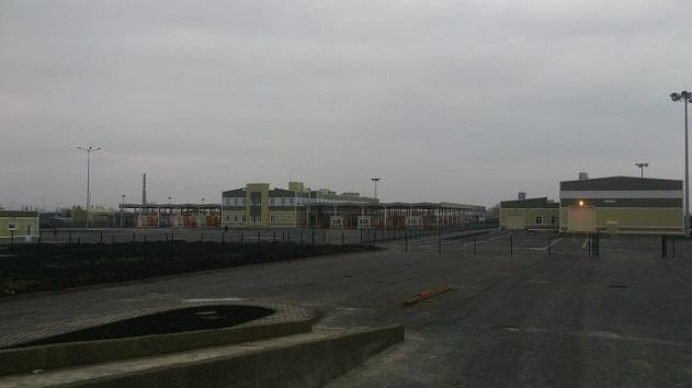 Таможенный терминал