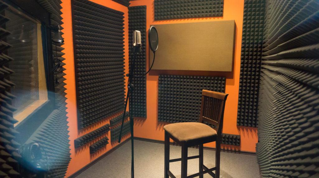Шумоизоляция студий звукозаписи