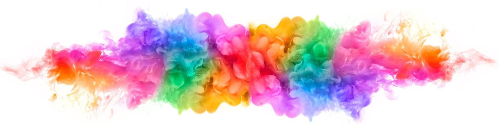 цветной дым, дымовые шашки
