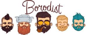 borodist logo