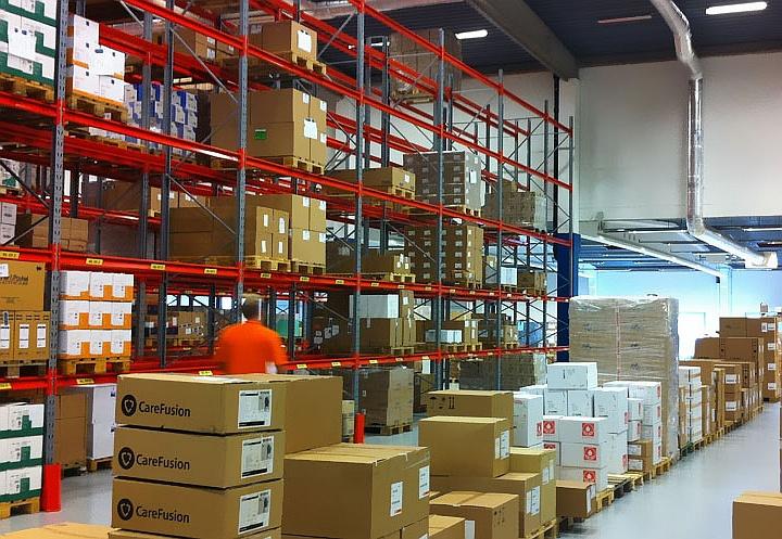 «1С Торговля и склад» способна автоматизировать небольшой оптовый склад