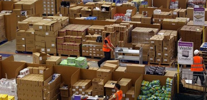Складской учет в «Торговля и склад» довольно прост для понимания