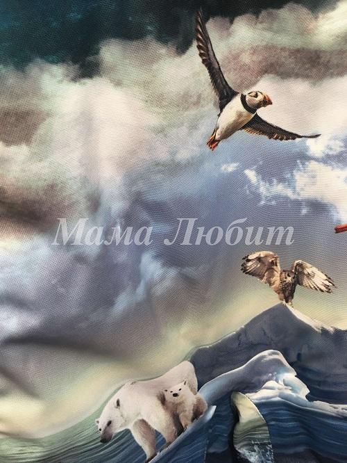 Зимний комбинезон Molo Pyxis Arctic Landscape в наличии в интернет-магазине Мама Любит