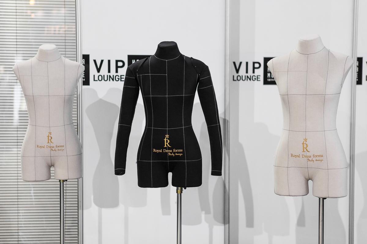 Royal Dress forms - официальный партнер Moscow Fashion Week