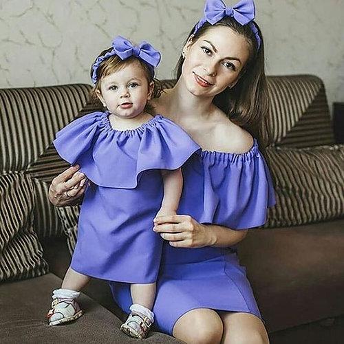 Одинаковая одежда для мам и малышей «Family look» - фото 2