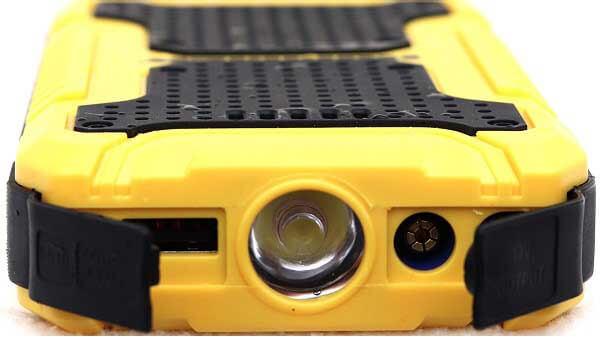 Мощный LED фонарь пускового устройства для автомобиля Hummer H8