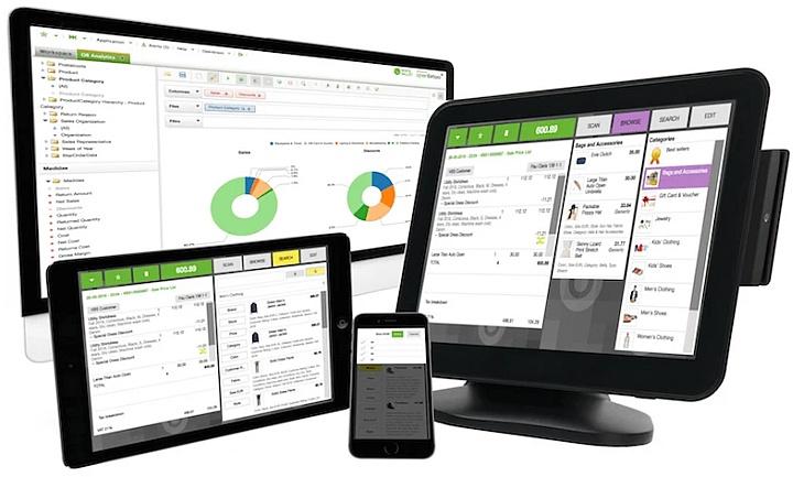 Программа Openbravo может устанавливаться на различные устройства