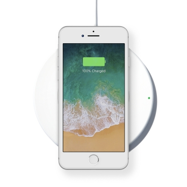 Belkin BOOST↑UP™ Qi™ Wireless Charging Pad for iPhone X, iPhone 8 Plus, iPhone 8 (7W) White F7U027drWHT-APL - Беспроводная зарядка Belkin