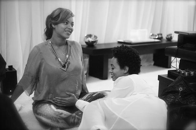 певица Beyonce в украшениях от Sabrina Dehoff