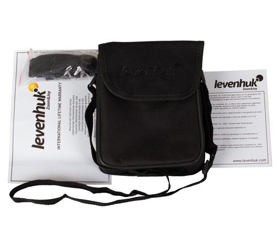 Бинокль Levenhuk Karma Plus 10x42: комплект поставки