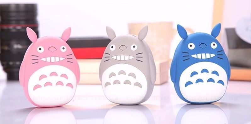 Внешний аккумулятор Power bank Totoro