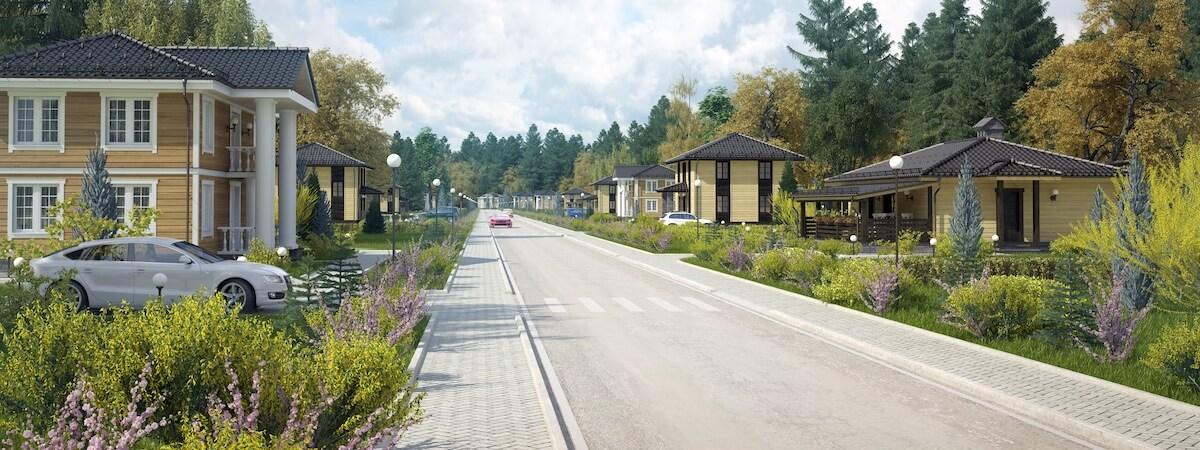 Проекты домов компании «Русские Усадебные Традиции»