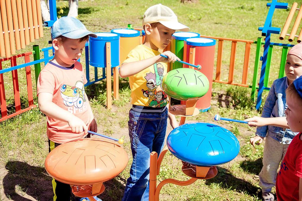 Детская метеоплощадка от компании Умничка