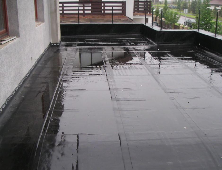 Битумная мастика применение для крыши