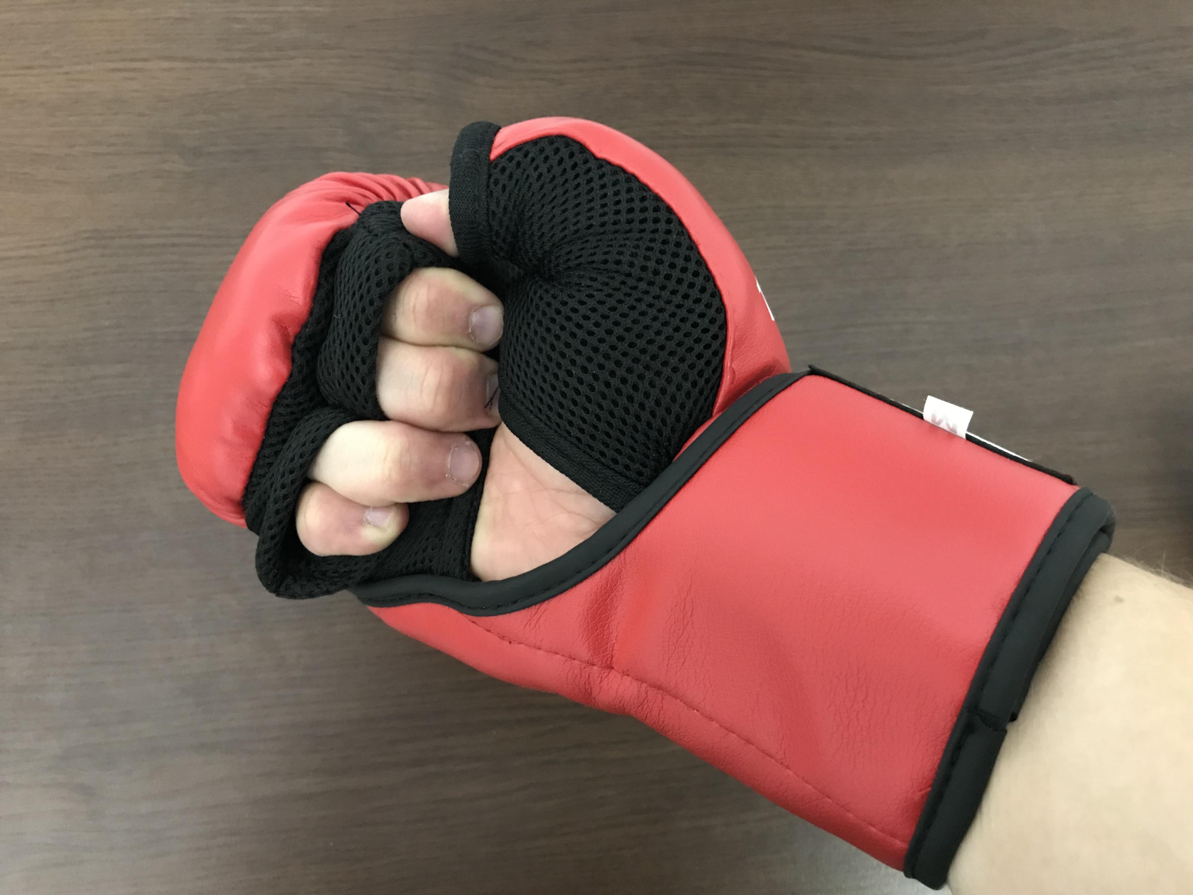 перчатки для рукопашного боя рэй спорт