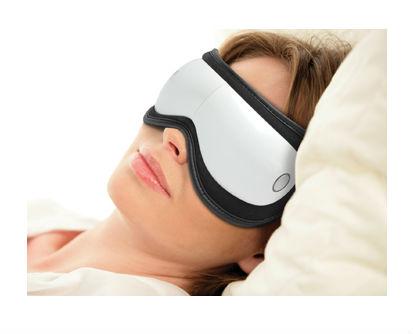 Массажер для глаз Fitstudio массажные очки