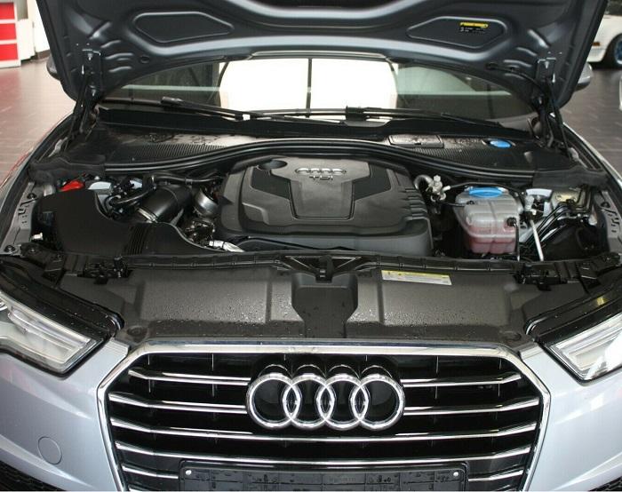 Двигатель АУДИ A6 с насос форсунками дизельный