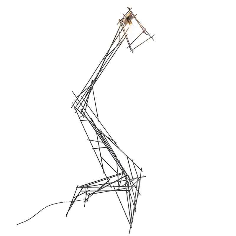 Светильники Sketched от Joost van Bleiswijk