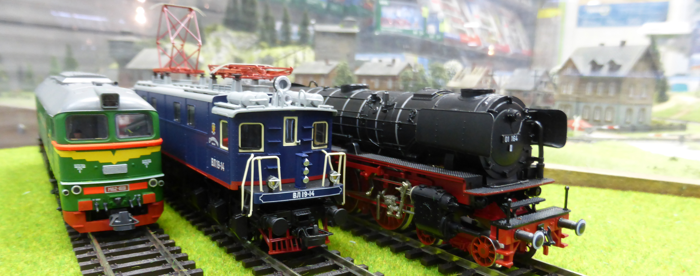 Ваша железная дорога с доставкой по России