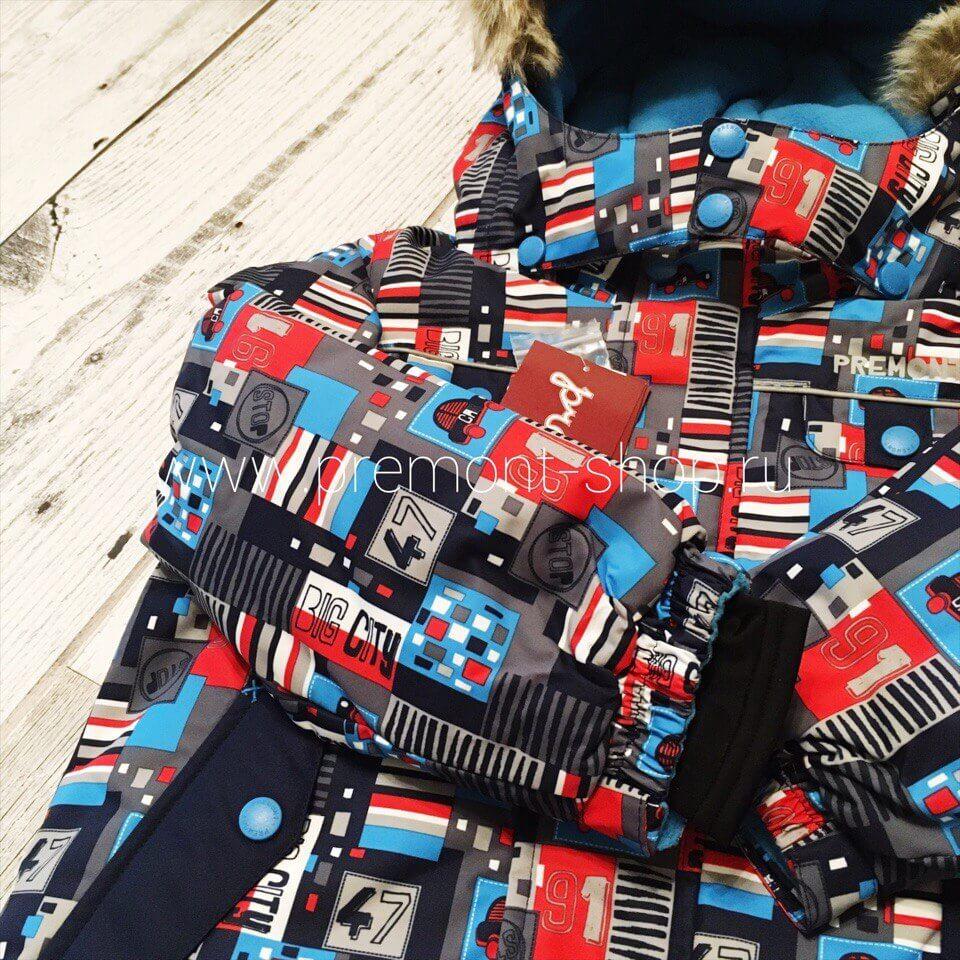 Куртка для мальчиков Premont Детройт